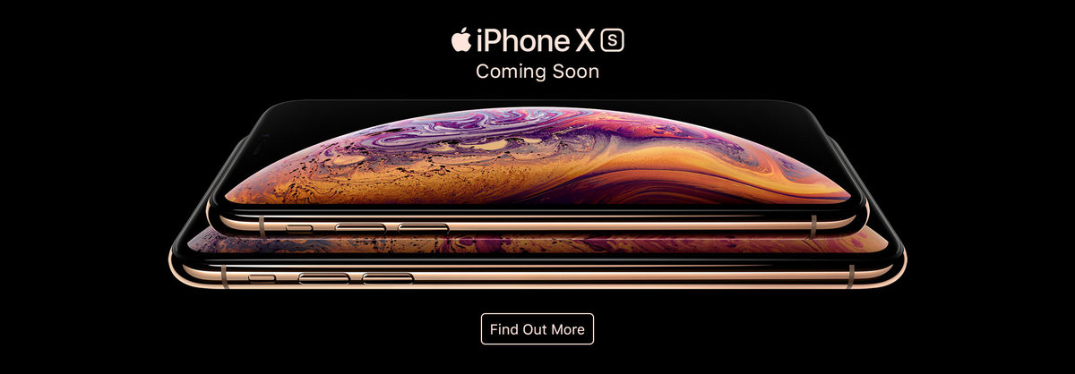 Apple iPhone XS Pre-Registration