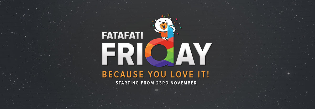 Fatafati Friday Teasing