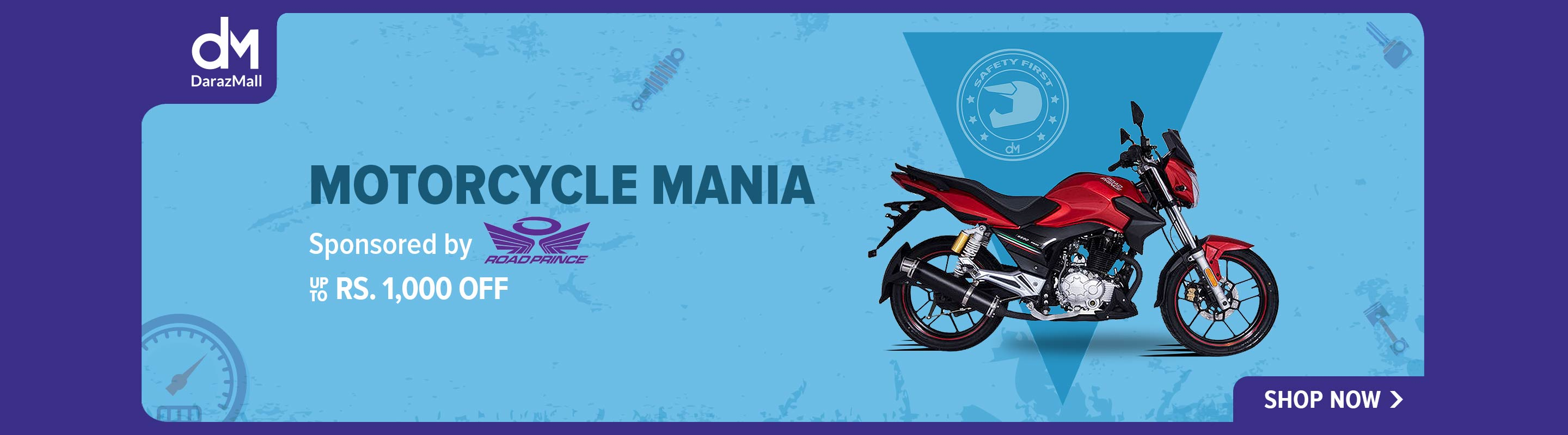 Motorcycle Mania