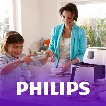 Philips : 15% Off, Max Cap RM50