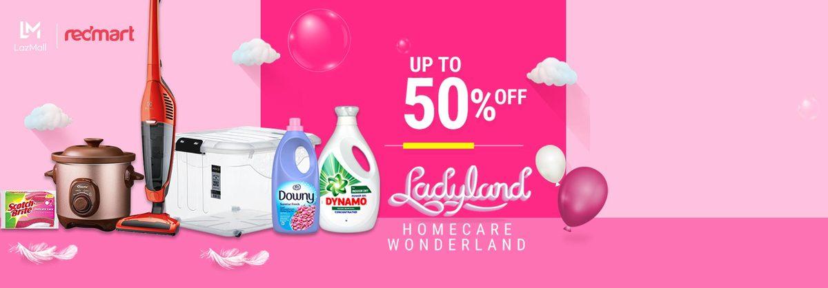 Lazada sg: Online Shopping Singapore - Electronics, Home