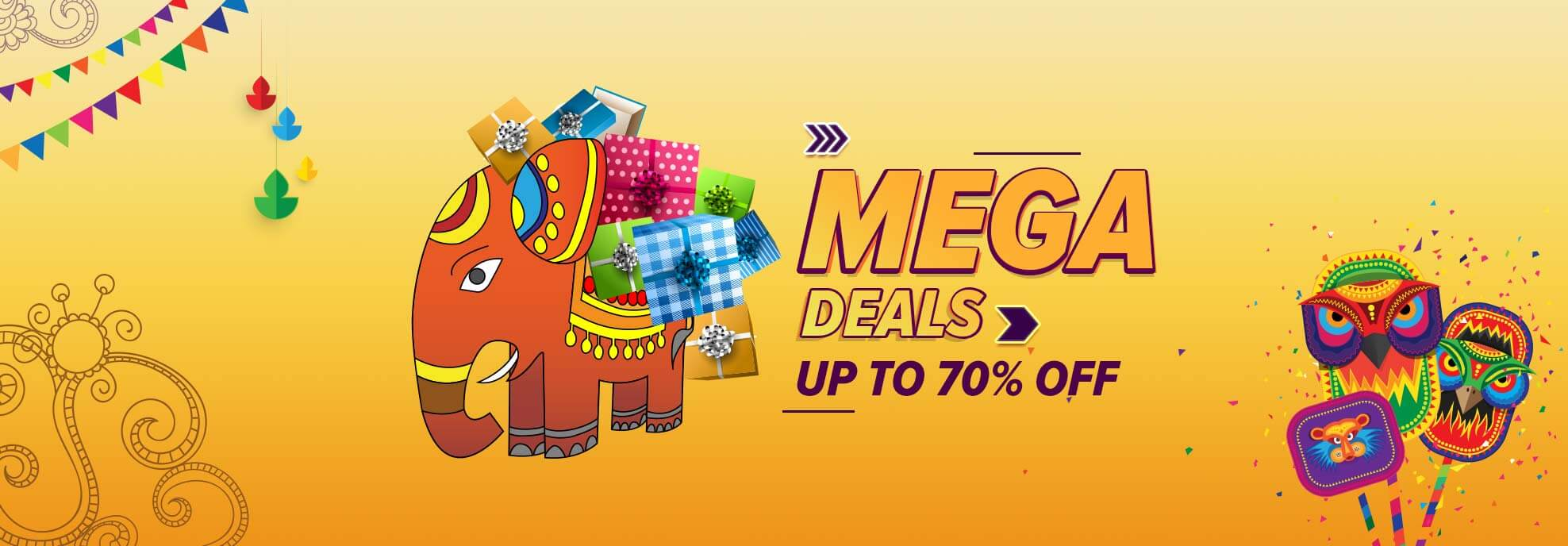 Daraz Mega Deals