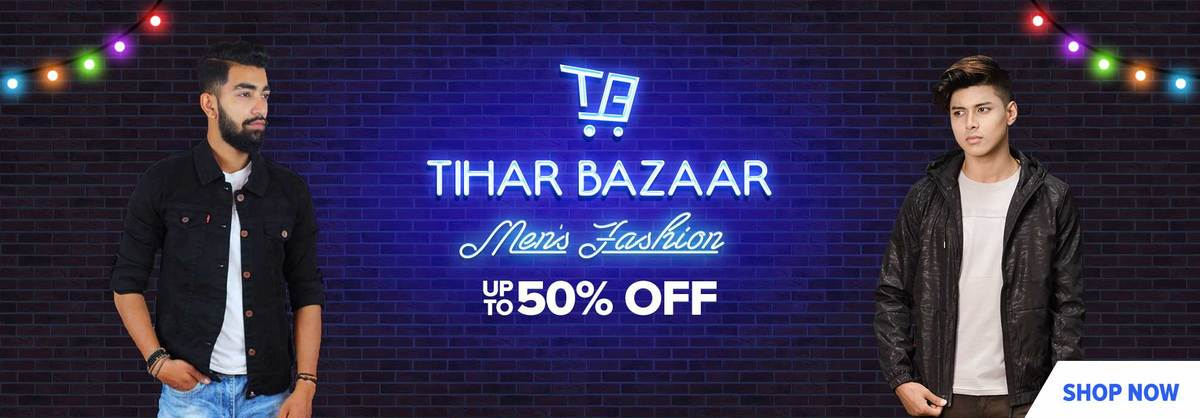 Tihar Men's Fashion