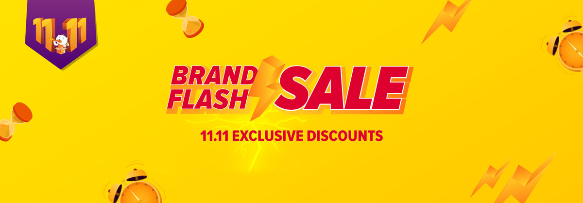 Brand Flash Sale