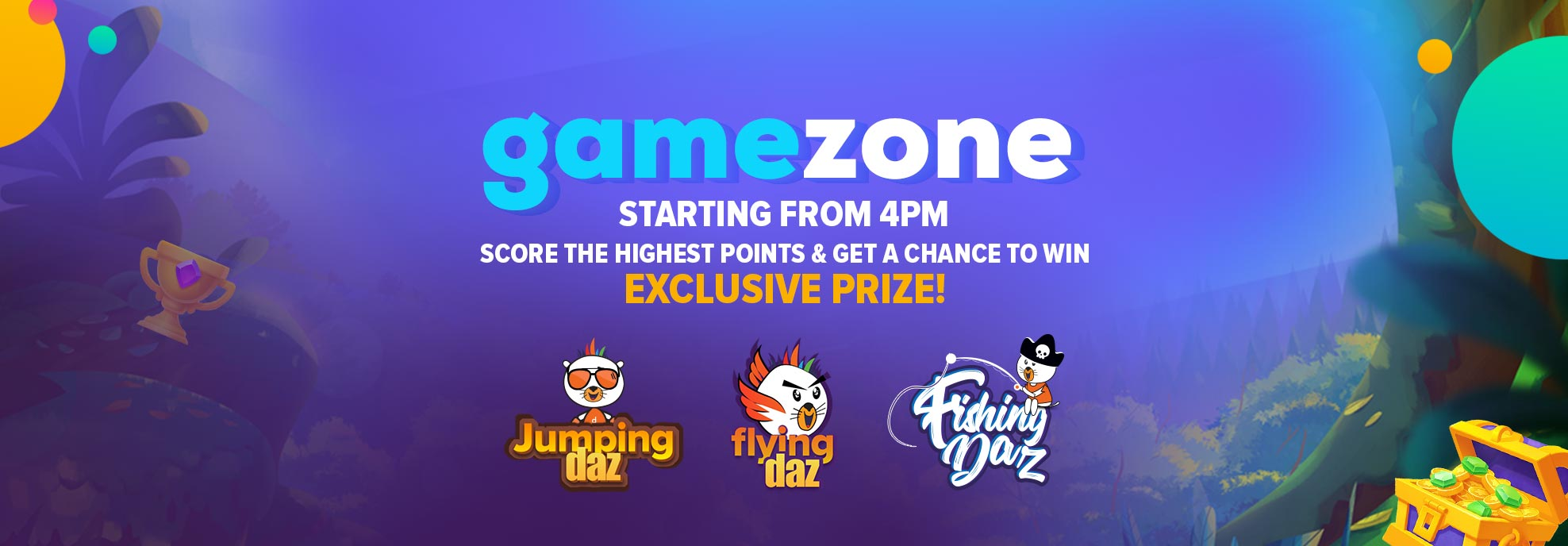 Daraz Game Zone